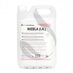 Gel hidratante desinfetante para mãos - NIEBLA 5L
