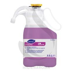 Detergente Desinfetante Virucida concentrado multi-superfícies - SUMA BAC D10 SMARTDOSE 1,4L