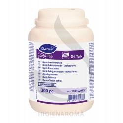 Pastilhas cloradas para desinfeção de superfícies - SUMA TAB D4 BALDE DE 300 PASTILHAS