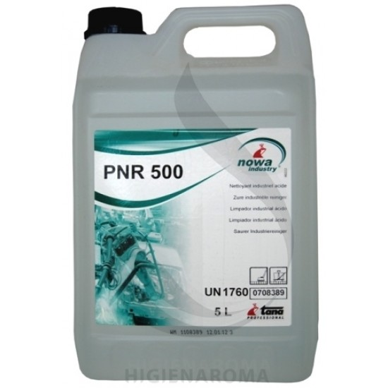 Detergente industrial ácido - PNR 500 5L