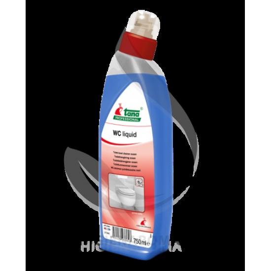 Gel perfumado para sanitas e urinóis - WC LIQUID 750ML