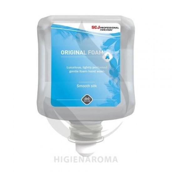 Espuma de lavagem de mãos - DEB REFRESH ORIGINAL FOAM WASH ECOLABEL 6X1L