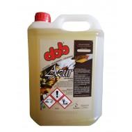 Detergente concentrado para pavimentos de alta remanência - DOB AZUR