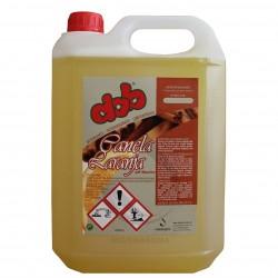 Detergente concentrado para pavimentos de alta remanência- DOB CANELA-LARANJA