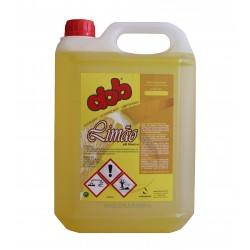 Detergente concentrado para pavimentos de alta remanência- DOB LIMÃO