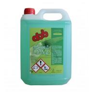 Detergente concentrado para pavimentos de alta remanência- DOB LIMÃO VERDE
