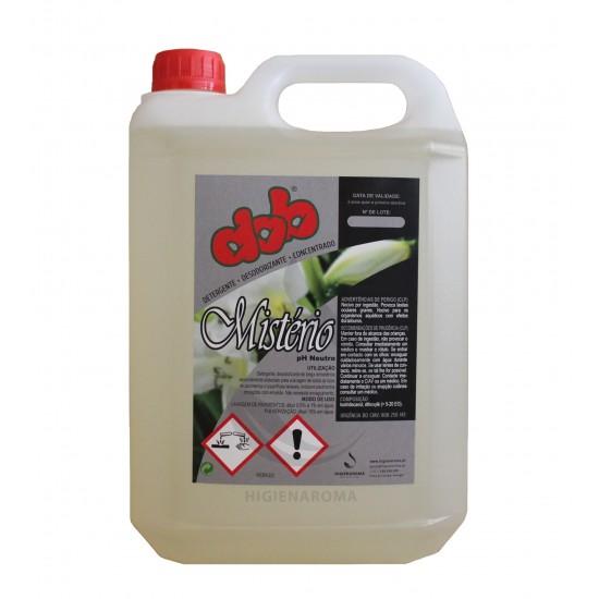 Detergente concentrado para pavimentos de alta remanência- DOB MISTÉRIO