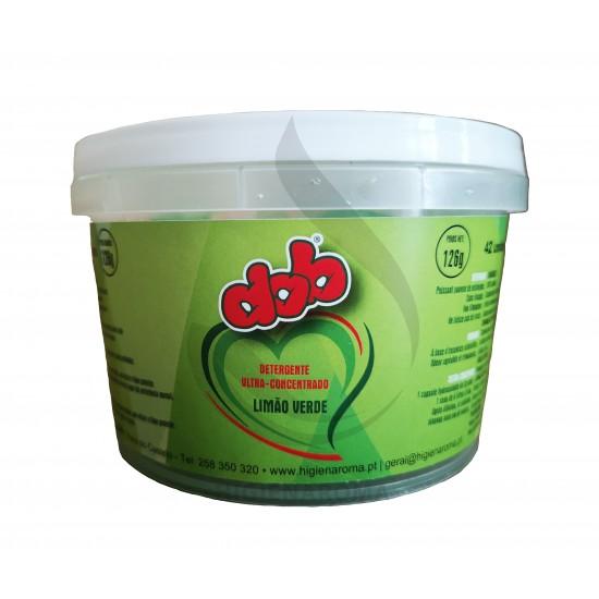 DOB UNIDOSE LIMÃO VERDE - Detergente ultra-concentrado de alta remanência