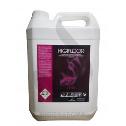 Detergente Desinfectante Odorizante de alta remanência para pavimentos  - HIGIFLOOR LIS 5L