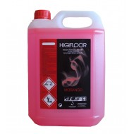 Detergente Desinfetante Odorizante de alta remanência para pavimentos  - HIGIFLOOR MORANGO